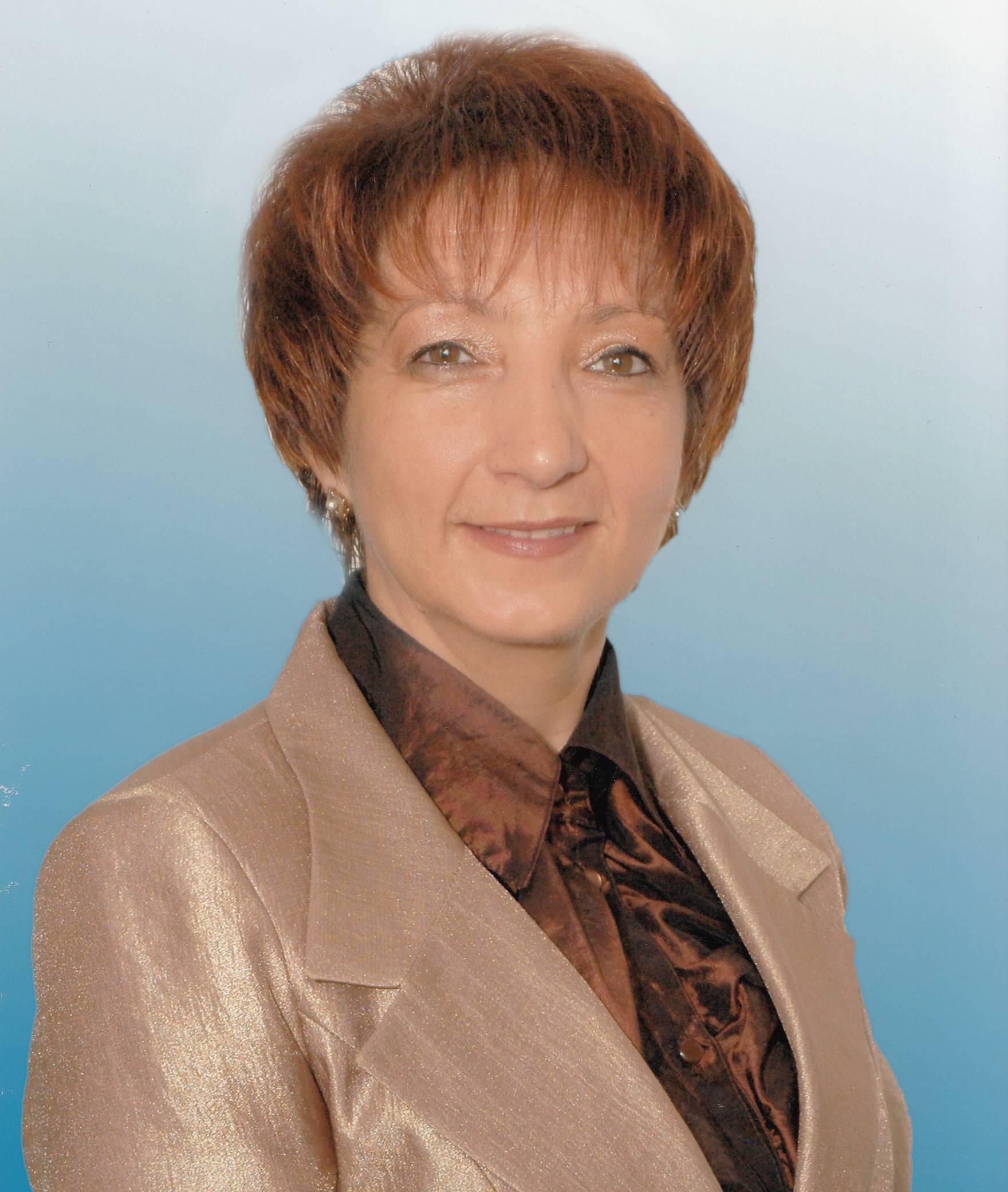 Чепиль Мария Мироновна, д.п.н., профессор